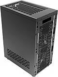Корпус 1stPlayer D5-R1 Color LED Black без БП, фото 6