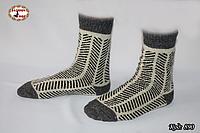 Настоящие шерстяные носки ручной работы Танго