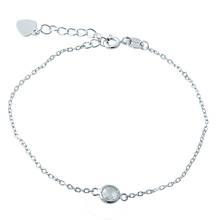 Срібний браслет DreamJewelry з фіанітами (1981573) 2326 розмір