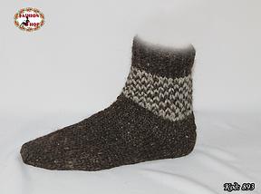 Настоящие шерстяные носки ручной работы Тимба, фото 3