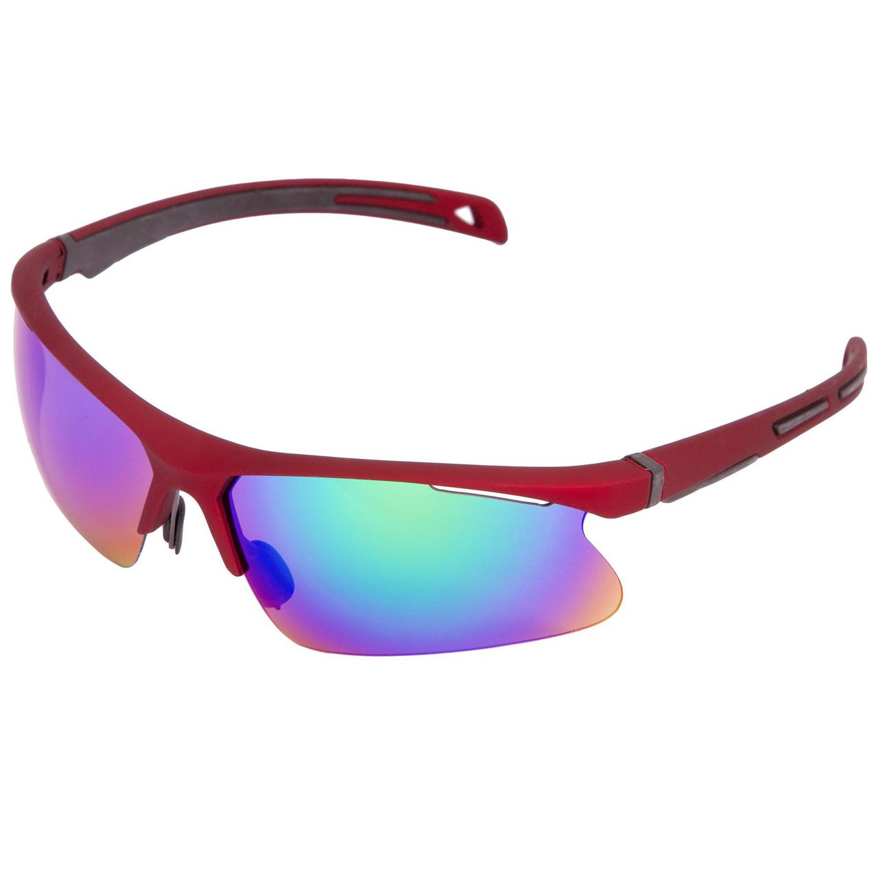 Окуляри спортивні сонцезахисні BC-1207 (пластик, акрил, кольори в асортименті)