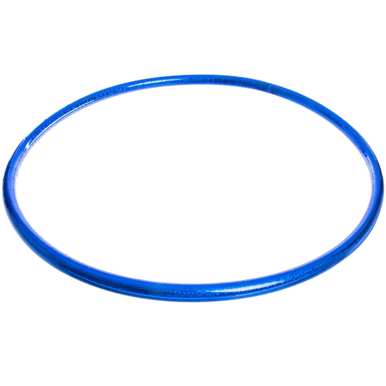 Обруч цельный гимнастический пластиковый Record FI-3375-75 (d-75см, для детей 9-10лет, цвета в ассортименте)