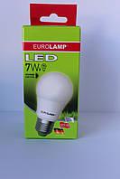 Лампа светодиодная яркий свет LED A50 7W E27 4000К