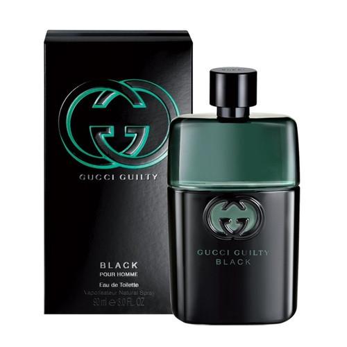 Мужская туалетная вода Gucci Guilty Black Pour Hommee 513d9d702dc87