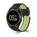 Умные часы Smart Smart Watch V9 Black/Green, фото 3