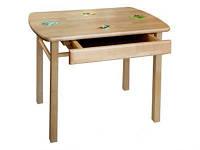 Столик для творчества с ящиком ручной работы