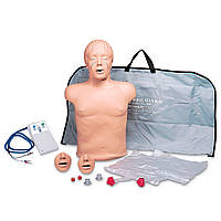 Компактный тренажер «Brad» для отработки сердечно-легочной реанимации, со световым контроллером