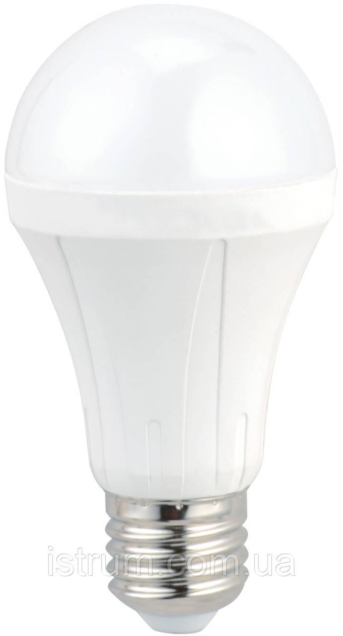 Лампа светодиодная 15W E27 (3000К, 4000K, 6000К) 180*, 220V, 1500Lm, Numina