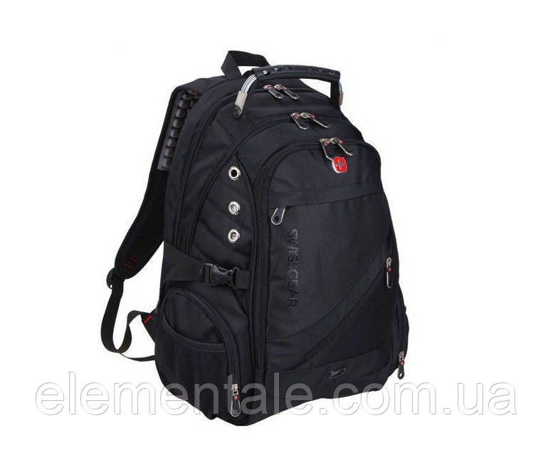 Рюкзак SWISS BAG 8810 Черный