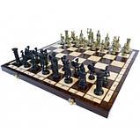 Шахматы Madon Спартанские 49.5х49.5 см, фото 4