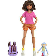 Nickelodeon Дора Загублене місто Даша мандрівниця 57106 Dora The Lost City of Gold Adventure Dora Doll