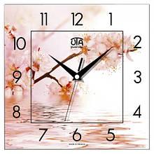 Настенные Часы Panorama Ветки Сакуры