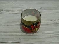 Свічка ароматична в склі Різдво
