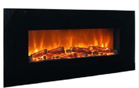 Настенный электрический камин Bonfire RLF-W01 (без пульта)