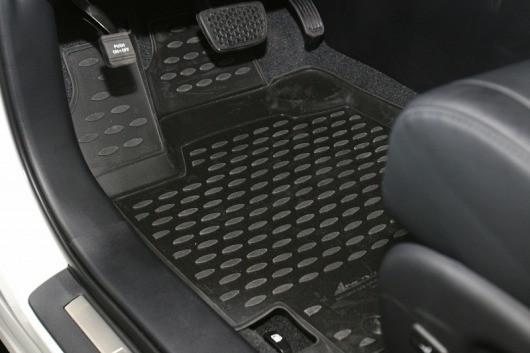 Автомобільні килимки салону і багажника