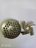 Нож и решетка  для мясорубки VINIS VMG-1504A, фото 1