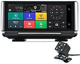 Панель с видеорегистратором DVR 004 T7 Android (JUNSUN E26) 4G WiFi GPS, две камеры, парковка, навигация, фото 5