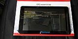 Автомобильный GPS навигатор Pioneer X7 Android Экран 7 дюймов 2.5D Igo Primo ЕВРОПА (TIR), фото 6