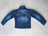 (Не для перепродажи!) Одежда для Кена - джинсовая куртка, фото 6