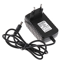 Импульсный адаптер питания 12В 2А (24Вт) YOSO ZH120200DC штекер 5.5/2.5 длина 0,9м Q200