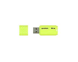 Flash-накопитель GoodRAM UME2 USB 2.0 64GB (UME2-0640Y0R11) Yellow
