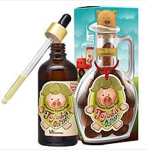 Масло жожоба 100% Elizavecca Farmer Piggy Jojoba Oil