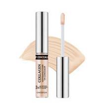 Осветляющий коллагеновый консилер Enough Collagen Whitening Cover Tip Concealer 01