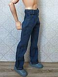 (Не для перепродажи!) Одежда для Кена - джинсовые брюки, фото 3