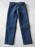 (Не для перепродажи!) Одежда для Кена - джинсовые брюки, фото 8
