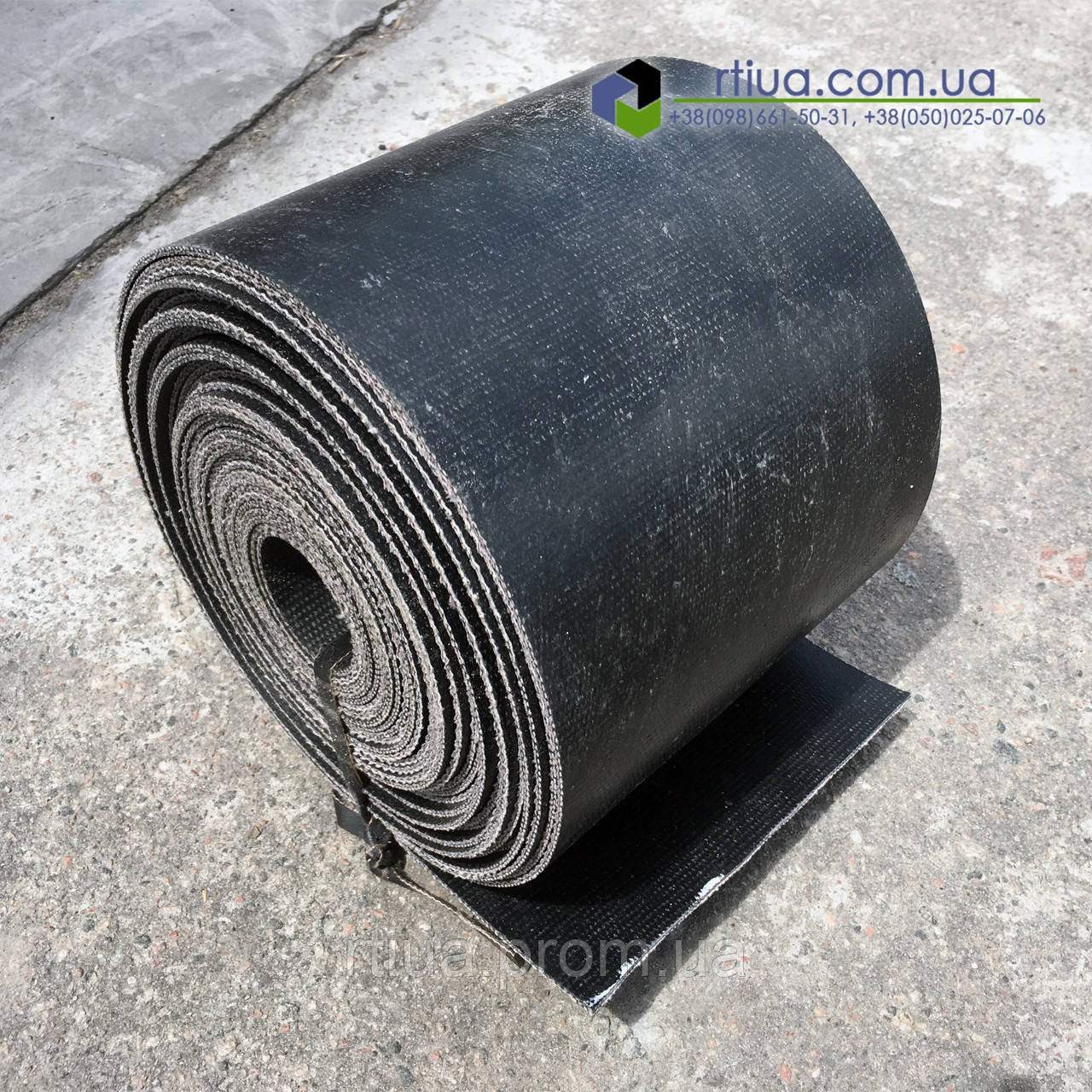 Транспортерная лента ТК-200, 400х3 - 3/1 (7 мм)