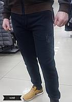 Спортивные мужские брюки EMPORIO ARMANI,копия класса люкс.Турция, размер M