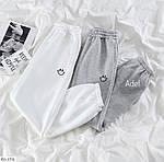 Спортивные штаны женские (Батал), фото 2