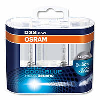 Ксеноновые лампы Osram D2S 35W XENARC COOL BLUE INTENSE