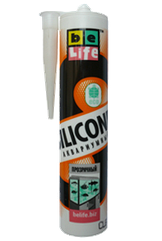 BeLife Герметик силиконовый для аквариума 310 мл, черный