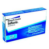 SofLens 59 контактные линзы на месяц
