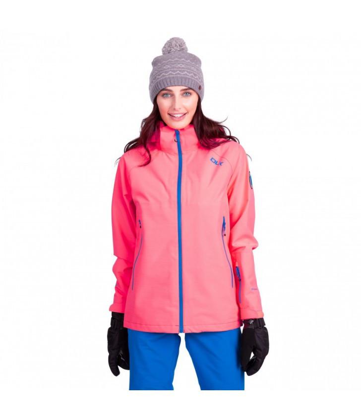 Женская горнолыжная куртка Trespass FAJKSKTR0010 Neon Coral