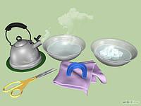 Как подготовить капу к использованию