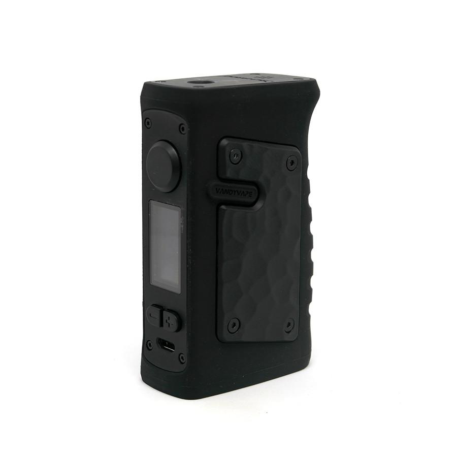 Батарейный мод Vandy Vape Jackaroo Dual 188W TC Obsidian Black