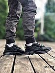 Мужские кроссовки Adidas Ozweego TR (черно/белые) KS 1592, фото 6