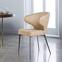 KEEN (Кін) стілець обідній, тканина (бежевий)