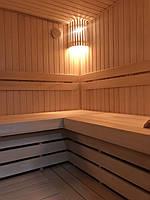 Строительство бани 2000*2000мм с дровяной каменкой и дымоходом под ключ в Киеве