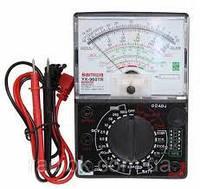 Мультиметр аналоговый Samwa YX-960TR (1000В, 500мА, 1кОм, hFE, прозвонка,тест батарей)