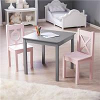 Комплект мебели для творчества детский ручной работы