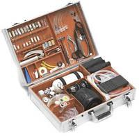 Санитарная сумка для оказания первой помощи ULM CASE в базовой комплектации Respiration с подачей кислорода