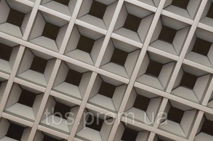 Пирамидальное Грильято 60х60