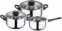 Набор посуды San Ignacio Toledo из нержавеющей стали 5 предметов