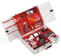 Санитарная сумка для оказания первой помощи ULM CASE II с полной комплектацией Respiration