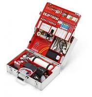 Санитарная сумка для оказания первой помощи ULM CASE III с полной комплектацией Respiration