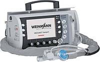 Набор для оказания первой помощи LIFE-BASE light с модулем MEDUMAT Transport без измерением CO2, со шлангом пациента многоразового использования