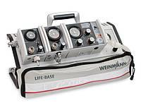 Набор для оказания первой помощи LIFE-BASE Mini II с съемник модулем MEDUMAT Standard и модулем Oxygen